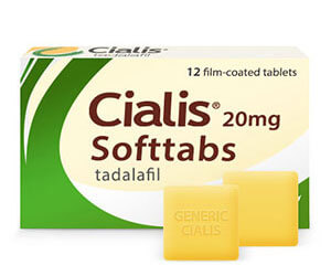 Cialis 20mg Soft Tabs