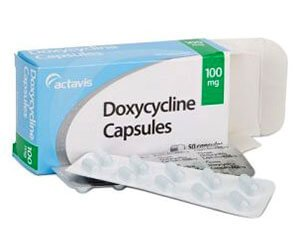 Doxycyclin 100 mg Tabletten