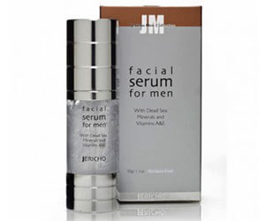 Jericho Facial Serum for Men Deutschland