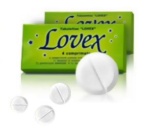 Lovex Sildenafil 70mg Tabletten